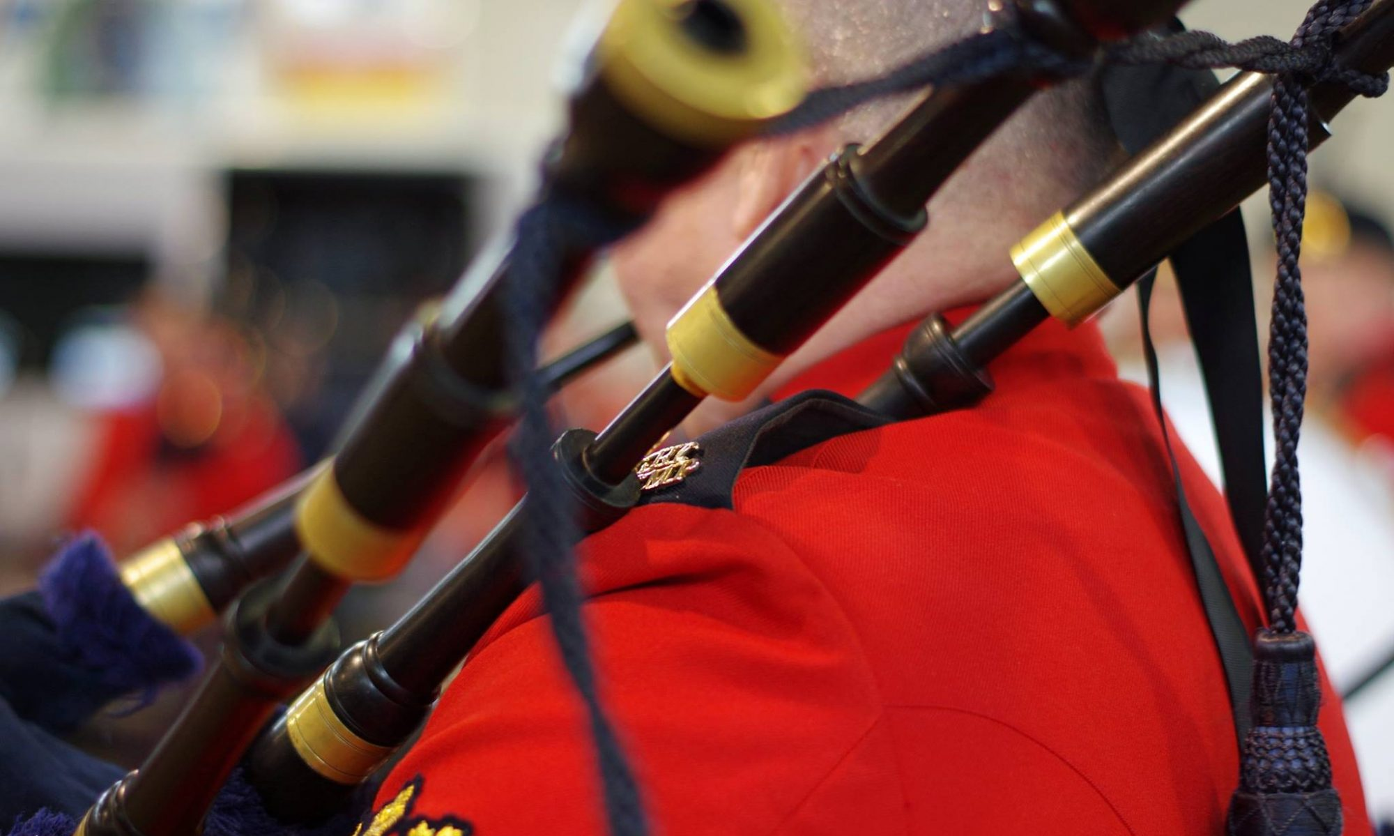 RCMP Pipes, Drums and Dancers of National Division, Ottawa